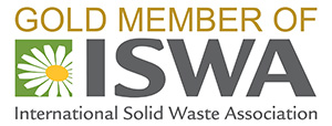 Gold member of ISWA